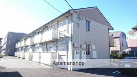 埼玉県春日部市、武里駅徒歩8分の築1年 2階建の賃貸アパート
