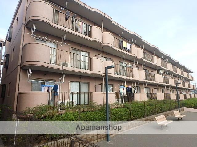 埼玉県越谷市、大袋駅徒歩15分の築12年 3階建の賃貸マンション