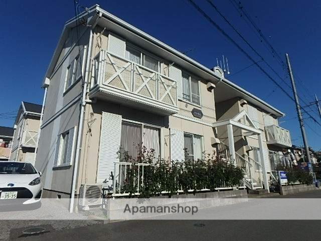 埼玉県さいたま市岩槻区、東岩槻駅徒歩10分の築10年 2階建の賃貸アパート