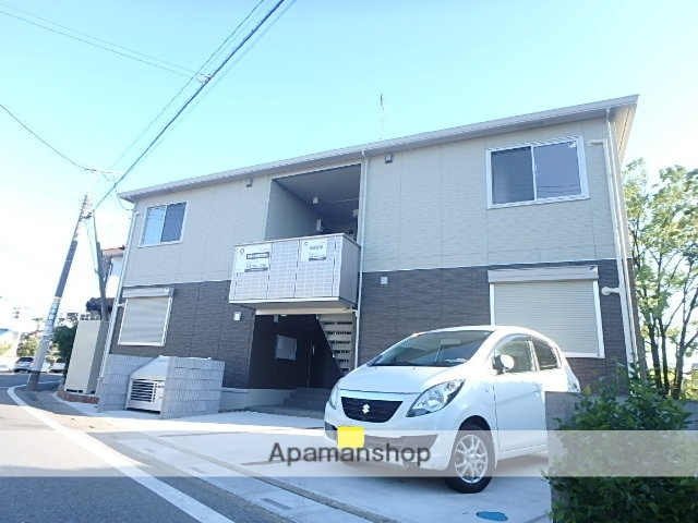 埼玉県春日部市、一ノ割駅徒歩9分の築2年 2階建の賃貸アパート