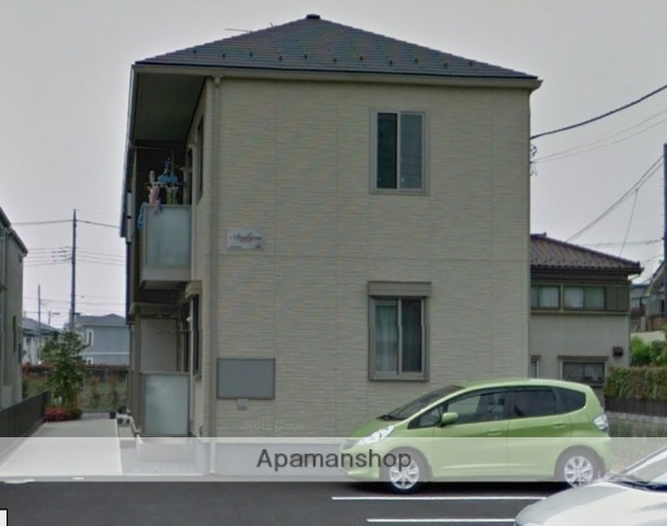 埼玉県越谷市、越谷駅徒歩39分の築2年 2階建の賃貸アパート