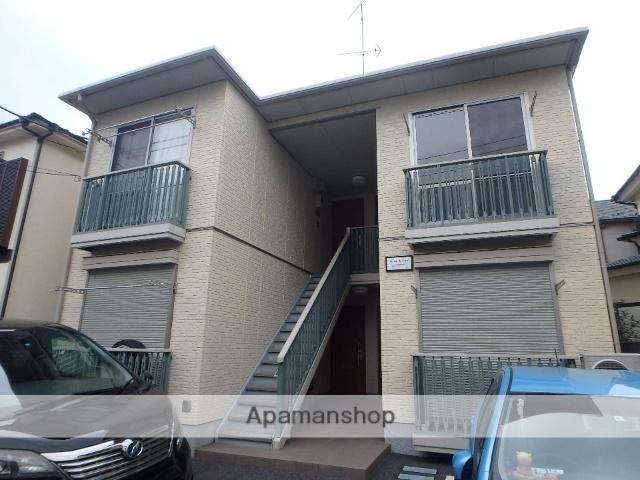 埼玉県越谷市、越谷駅徒歩8分の築10年 2階建の賃貸アパート