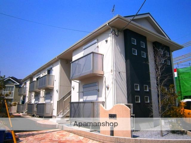 埼玉県さいたま市岩槻区、東岩槻駅徒歩4分の築6年 2階建の賃貸アパート