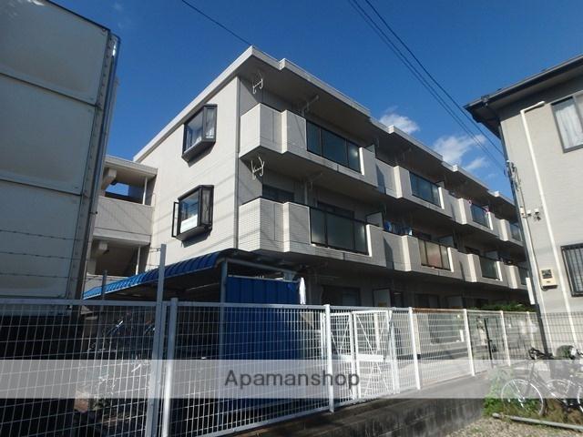 埼玉県越谷市、せんげん台駅徒歩11分の築27年 3階建の賃貸マンション