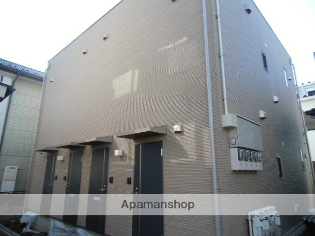 埼玉県越谷市、大袋駅徒歩17分の築3年 2階建の賃貸アパート