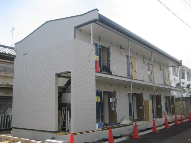 埼玉県越谷市、北越谷駅徒歩13分の築6年 2階建の賃貸アパート