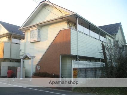埼玉県越谷市、せんげん台駅徒歩25分の築28年 2階建の賃貸アパート