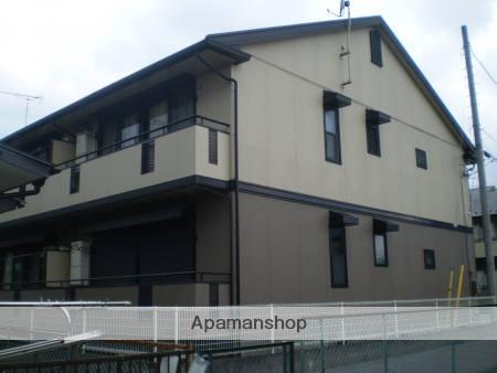 埼玉県越谷市、大袋駅徒歩7分の築23年 2階建の賃貸アパート