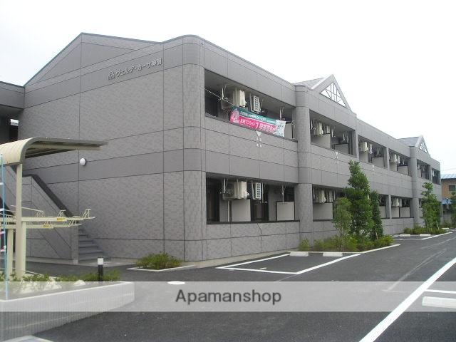 埼玉県越谷市、越谷駅徒歩21分の築12年 2階建の賃貸アパート