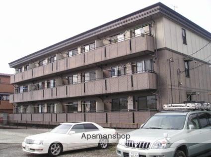 埼玉県春日部市、一ノ割駅徒歩15分の築21年 3階建の賃貸マンション