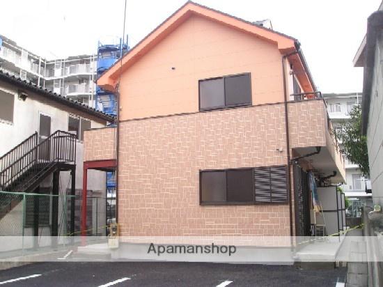 埼玉県越谷市、南越谷駅徒歩14分の築13年 2階建の賃貸アパート