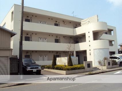 埼玉県越谷市、北越谷駅徒歩18分の築13年 3階建の賃貸マンション