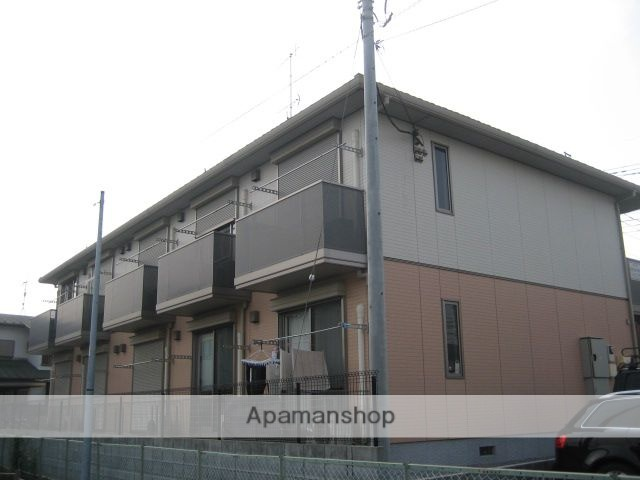 埼玉県春日部市、武里駅徒歩28分の築8年 2階建の賃貸アパート