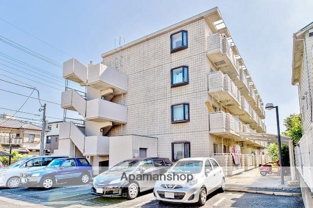 埼玉県さいたま市中央区、与野本町駅徒歩17分の築25年 4階建の賃貸マンション