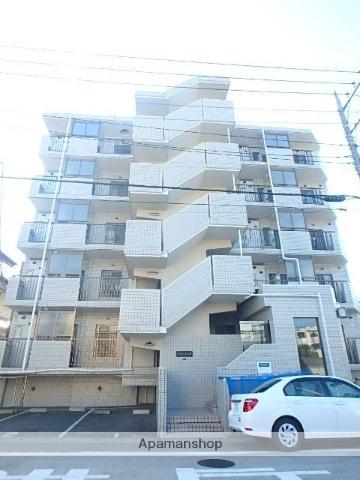 埼玉県さいたま市中央区、南与野駅徒歩21分の築28年 5階建の賃貸マンション
