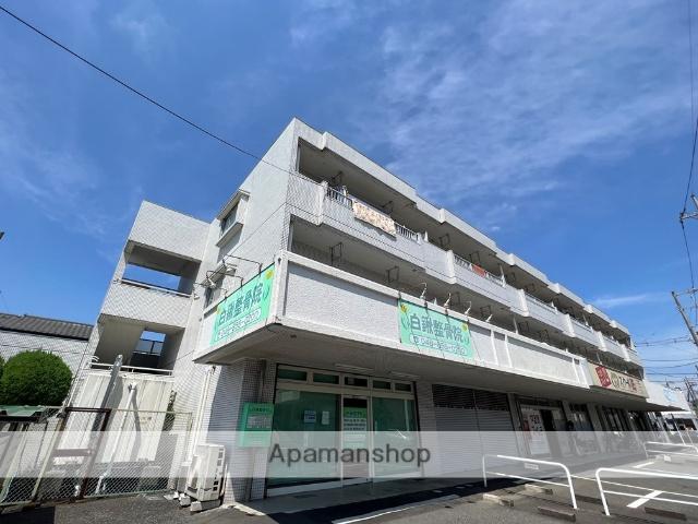 埼玉県さいたま市桜区、与野本町駅バス8分白枠下車後徒歩2分の築29年 3階建の賃貸マンション