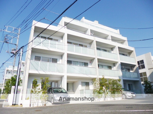 埼玉県さいたま市浦和区、さいたま新都心駅徒歩29分の築5年 5階建の賃貸マンション