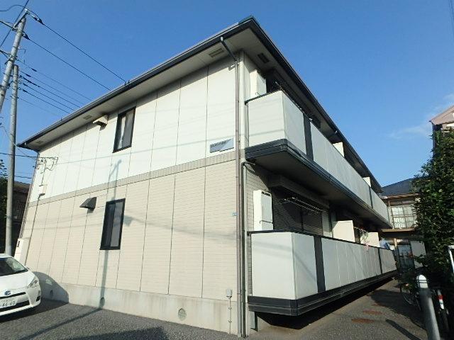 埼玉県さいたま市中央区、南与野駅徒歩30分の築19年 2階建の賃貸アパート