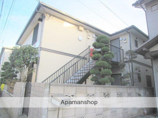 埼玉県さいたま市中央区、与野本町駅徒歩15分の築23年 2階建の賃貸アパート