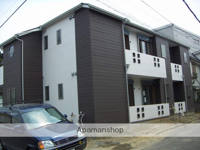 埼玉県さいたま市浦和区、北与野駅徒歩22分の築9年 2階建の賃貸アパート