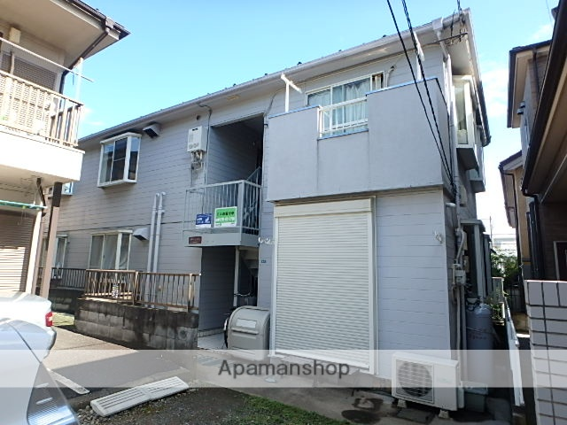 埼玉県さいたま市中央区、与野本町駅徒歩8分の築28年 2階建の賃貸アパート