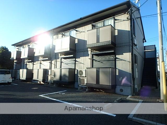 埼玉県さいたま市中央区、南与野駅徒歩16分の築16年 2階建の賃貸アパート