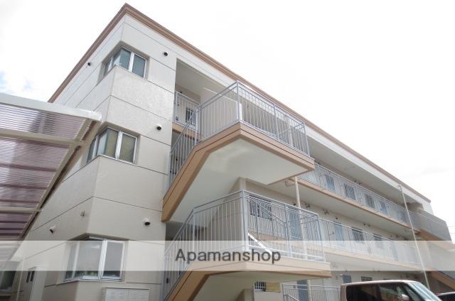 埼玉県さいたま市浦和区、北与野駅徒歩29分の築33年 3階建の賃貸マンション