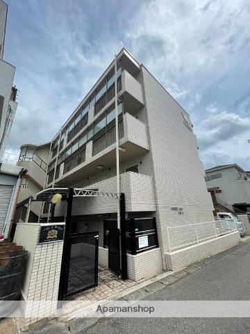 埼玉県さいたま市浦和区、与野本町駅徒歩21分の築25年 4階建の賃貸マンション