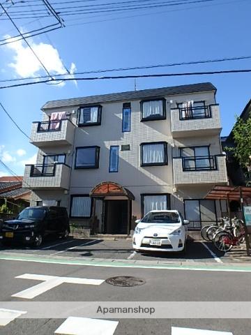 埼玉県さいたま市中央区、与野本町駅徒歩10分の築23年 3階建の賃貸マンション