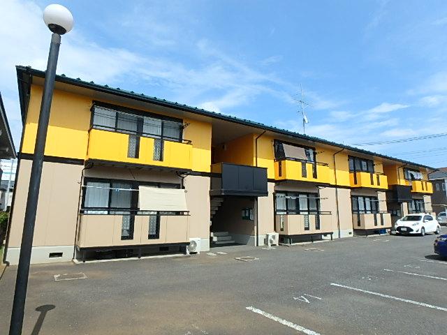 埼玉県さいたま市中央区、南与野駅徒歩30分の築22年 2階建の賃貸アパート