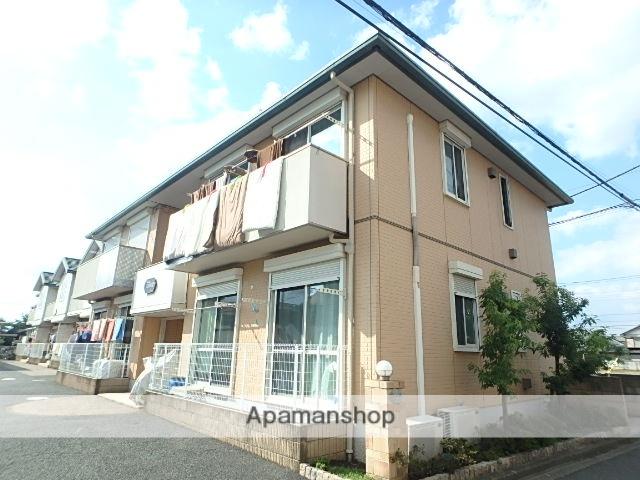 埼玉県さいたま市桜区、与野本町駅バス13分西中下車後徒歩2分の築12年 2階建の賃貸アパート