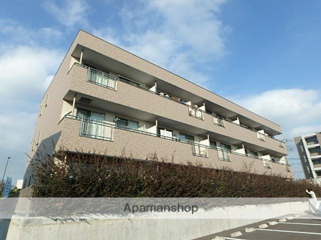 埼玉県さいたま市中央区、中浦和駅徒歩15分の築4年 3階建の賃貸マンション