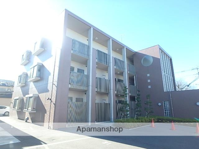 埼玉県さいたま市桜区、与野本町駅徒歩28分の築3年 3階建の賃貸マンション