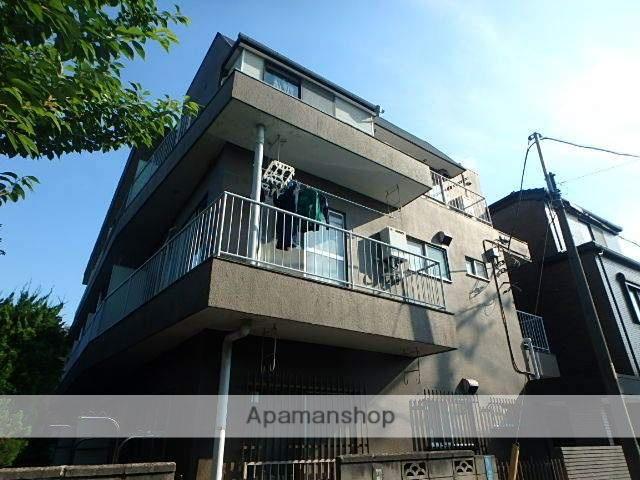 埼玉県さいたま市中央区、与野本町駅徒歩8分の築38年 3階建の賃貸マンション
