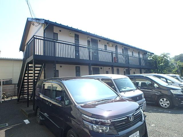 埼玉県さいたま市中央区、与野本町駅徒歩17分の築20年 2階建の賃貸アパート