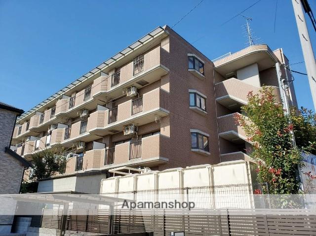 埼玉県さいたま市中央区、南与野駅徒歩20分の築22年 4階建の賃貸マンション
