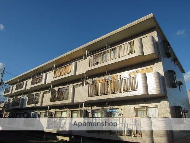 埼玉県さいたま市浦和区、北与野駅徒歩20分の築29年 5階建の賃貸マンション