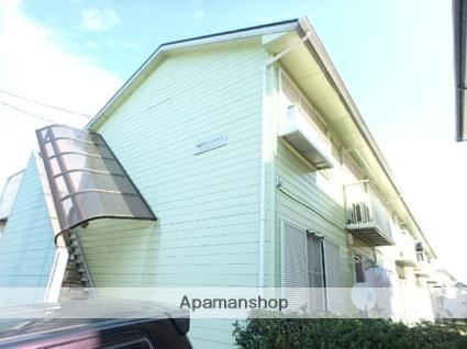 埼玉県さいたま市桜区、与野本町駅徒歩30分の築33年 2階建の賃貸アパート