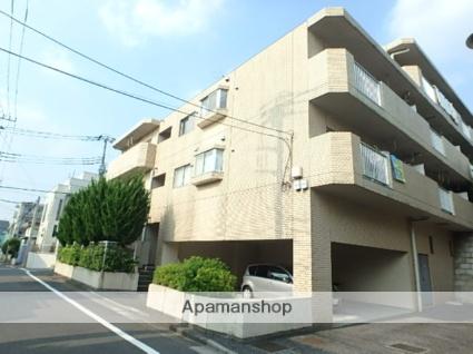 埼玉県さいたま市浦和区、南与野駅徒歩15分の築28年 4階建の賃貸マンション