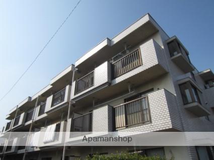 埼玉県さいたま市中央区、与野本町駅徒歩3分の築30年 3階建の賃貸マンション
