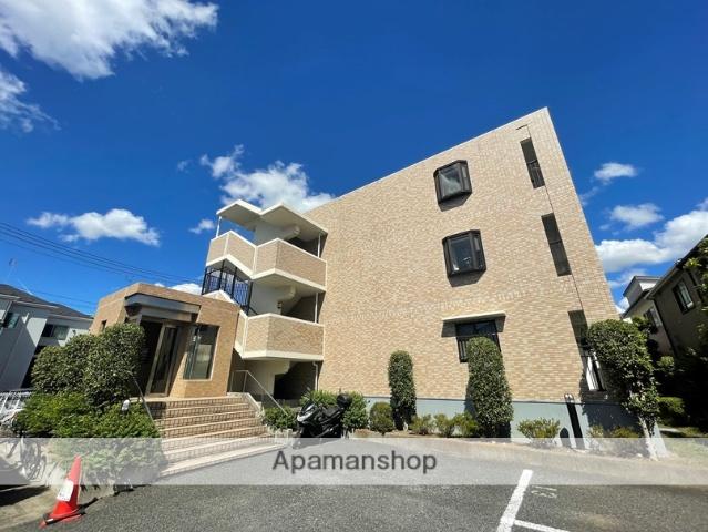 埼玉県さいたま市中央区、南与野駅徒歩24分の築15年 3階建の賃貸マンション