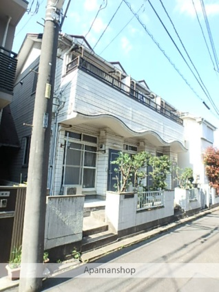 埼玉県さいたま市中央区、与野本町駅徒歩2分の築28年 2階建の賃貸アパート