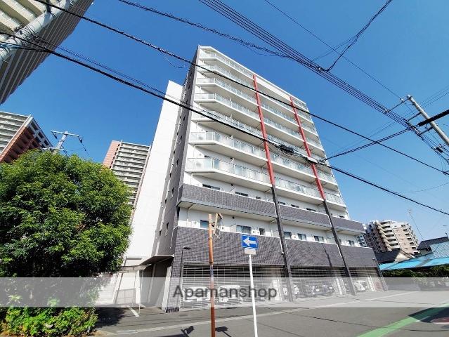 埼玉県さいたま市中央区、与野本町駅徒歩23分の築3年 10階建の賃貸マンション