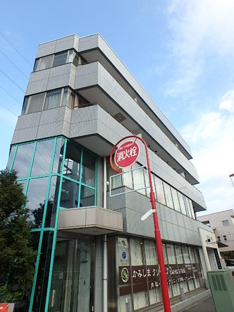 埼玉県さいたま市中央区、与野本町駅徒歩9分の築25年 4階建の賃貸マンション