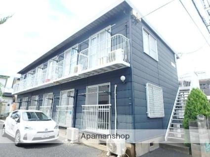 埼玉県さいたま市桜区、南与野駅徒歩20分の築32年 2階建の賃貸アパート