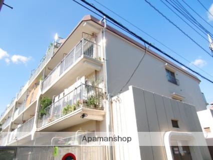 埼玉県さいたま市中央区、南与野駅徒歩17分の築36年 4階建の賃貸マンション