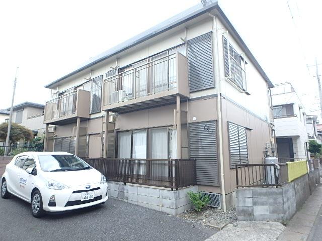 埼玉県さいたま市中央区、与野本町駅徒歩5分の築35年 2階建の賃貸アパート