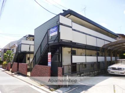 埼玉県さいたま市浦和区、浦和駅徒歩25分の築38年 2階建の賃貸アパート
