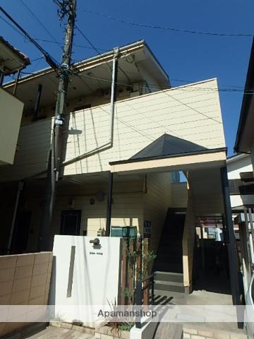 埼玉県さいたま市中央区、南与野駅徒歩12分の築26年 2階建の賃貸アパート