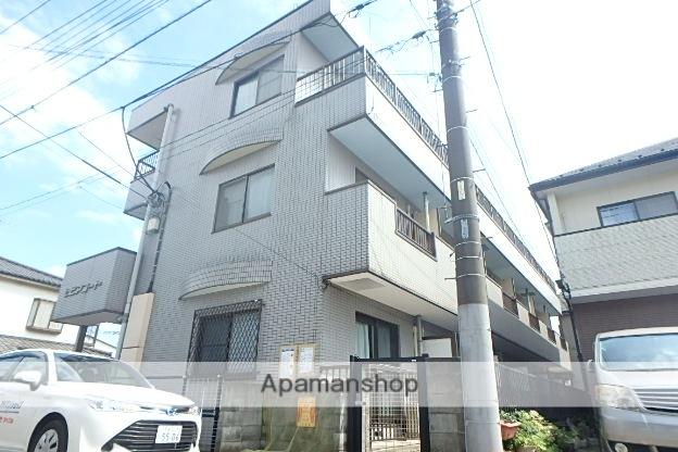 埼玉県さいたま市中央区、与野本町駅徒歩6分の築25年 3階建の賃貸マンション